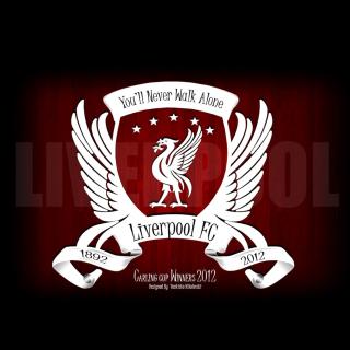 Liverpool FC - Obrázkek zdarma pro iPad 3