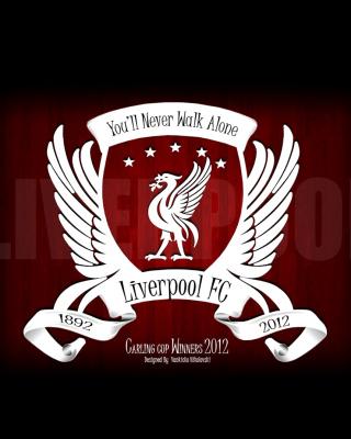 Liverpool FC - Obrázkek zdarma pro Nokia C2-06