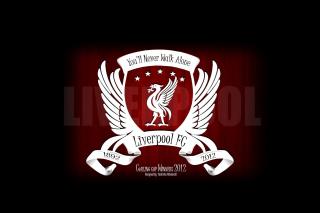 Liverpool FC - Obrázkek zdarma pro 800x480