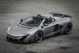 McLaren 650S Spider Wallpaper for Android, iPhone and iPad