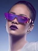 Screenshot №1 pro téma Rihanna in Dior Sunglasses 132x176