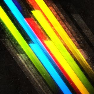 Color Lines - Obrázkek zdarma pro iPad Air
