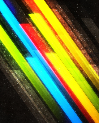 Color Lines - Obrázkek zdarma pro 240x432