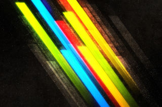 Color Lines - Obrázkek zdarma pro Desktop Netbook 1366x768 HD