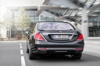 S600 Mercedes Maybach Sedan - Obrázkek zdarma pro LG P500 Optimus One