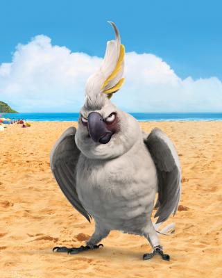 Nigel Parrot From Rio - Obrázkek zdarma pro 1080x1920
