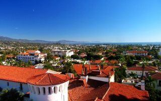 Santa Barbara - United States Background for Android, iPhone and iPad