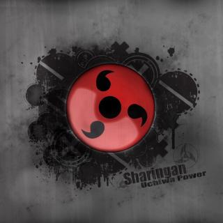 Sharingan, Naruto - Obrázkek zdarma pro 1024x1024