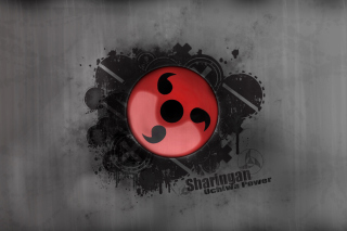 Sharingan, Naruto - Obrázkek zdarma pro Sony Xperia Z3 Compact