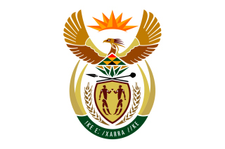 South Africa Coat Of Arms Background for Android, iPhone and iPad