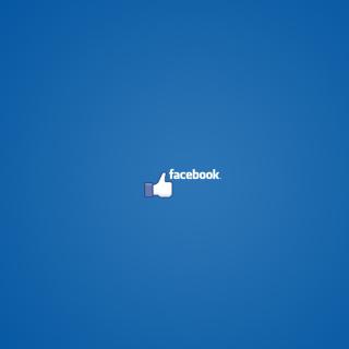 Facebook - Obrázkek zdarma pro iPad