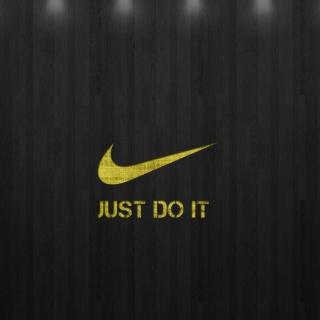 Just Do It - Obrázkek zdarma pro iPad 3
