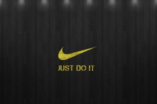 Just Do It - Obrázkek zdarma pro Widescreen Desktop PC 1280x800