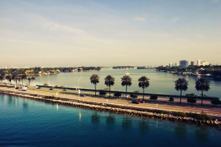 Miami Beach - Obrázkek zdarma pro Android 1080x960