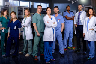 Saving Hope, Medical Drama Background for Android, iPhone and iPad