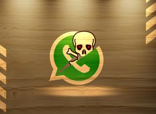 WhatsApp Messenger - Fondos de pantalla gratis para Samsung S5367 Galaxy Y TV