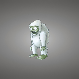 Zombie Snowman - Obrázkek zdarma pro 208x208