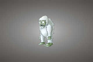 Zombie Snowman - Obrázkek zdarma pro Samsung Galaxy A5