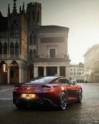 Aston Martin - Obrázkek zdarma pro Nokia C-5 5MP