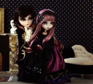 China Dolls - Obrázkek zdarma pro 208x208