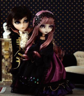 China Dolls - Obrázkek zdarma pro Nokia Asha 203