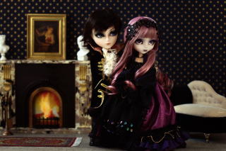 Free China Dolls Picture for Android, iPhone and iPad