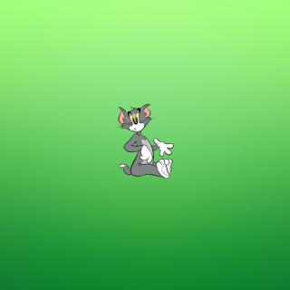 Tom & Jerry - Obrázkek zdarma pro iPad mini 2