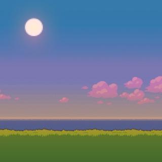 Pixel Art - Obrázkek zdarma pro 320x320