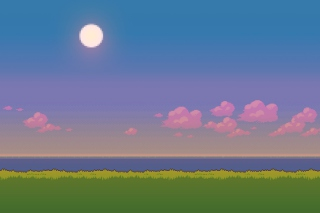 Pixel Art - Obrázkek zdarma pro 1080x960
