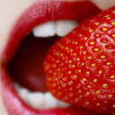 Screenshot №1 pro téma Tasty Strawberry 128x128