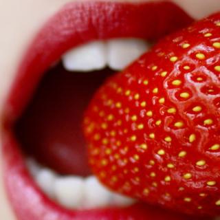 Screenshot №1 pro téma Tasty Strawberry 320x320