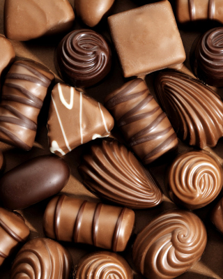 Chocolate Candies - Obrázkek zdarma pro iPhone 4