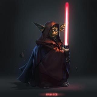 Yoda - Star Wars - Obrázkek zdarma pro iPad mini