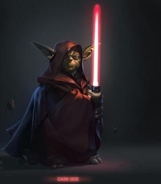 Yoda - Star Wars - Obrázkek zdarma pro Nokia Asha 309