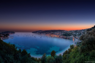 Free Villefranche sur Mer on French Riviera Picture for Android, iPhone and iPad