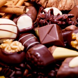 Choco Candies - Obrázkek zdarma pro 208x208