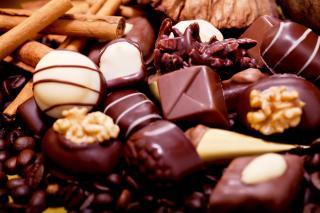 Choco Candies - Obrázkek zdarma pro 720x320