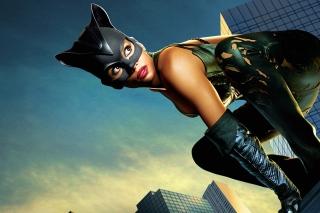 Catwoman Halle Berry - Obrázkek zdarma pro Samsung T879 Galaxy Note