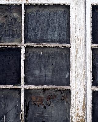 Dirty Window - Obrázkek zdarma pro iPhone 5