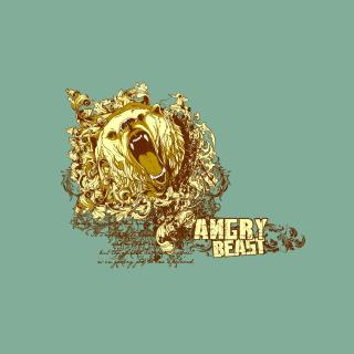 Angry Beast - Obrázkek zdarma pro iPad mini 2