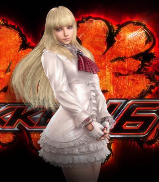 Emilie De Rochefort - Tekken - Obrázkek zdarma pro Nokia Asha 503
