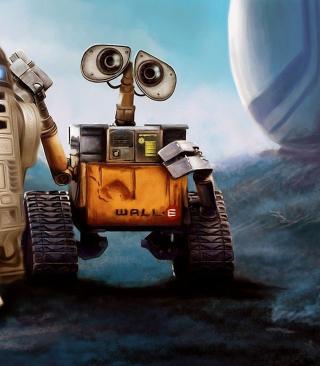 Cute Wall-E - Obrázkek zdarma pro Nokia X3-02