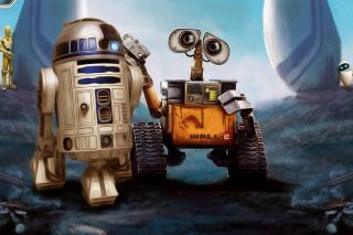 Cute Wall-E - Obrázkek zdarma pro 1280x800