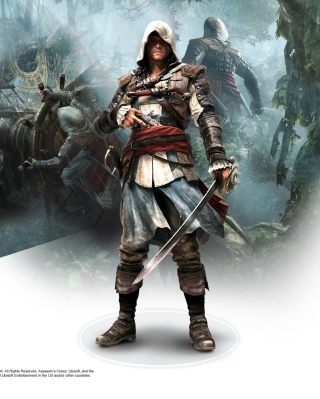 Assassins Creed Black Flag Game - Obrázkek zdarma pro Nokia Lumia 800
