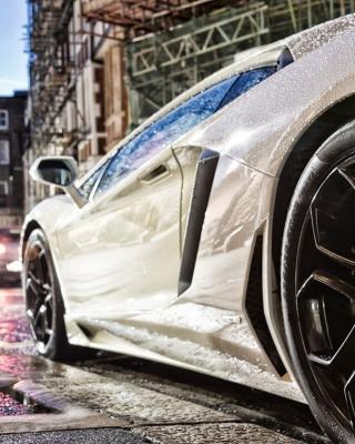 Lamborghini Aventador - Obrázkek zdarma pro 240x400