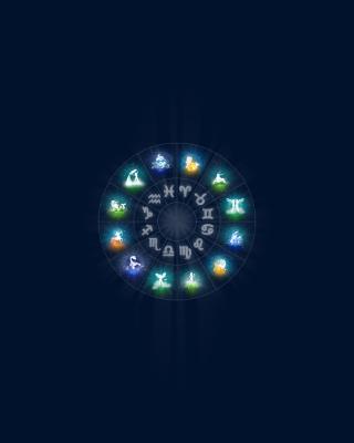 Zodiac Signs - Obrázkek zdarma pro Nokia Asha 202