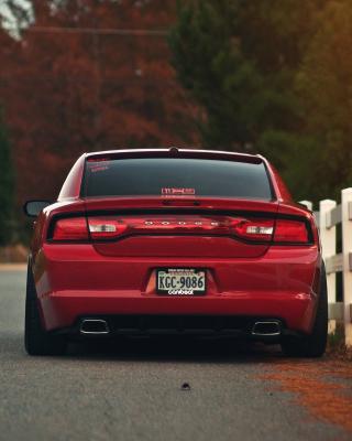 Dodge Charger RT 5 7L - Obrázkek zdarma pro 320x480