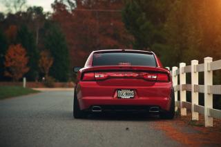 Dodge Charger RT 5 7L - Obrázkek zdarma pro 1080x960