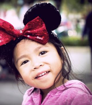 Cute Minnie Mouse - Obrázkek zdarma pro Nokia C5-03