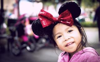 Cute Minnie Mouse - Obrázkek zdarma pro Samsung Galaxy Tab 10.1